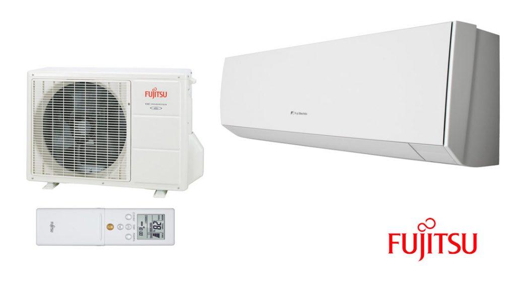 Fujitsu Slim ilmalämpöpumppu