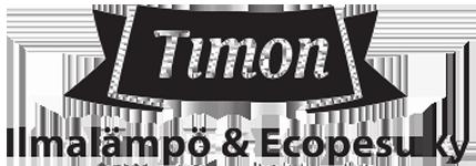 Timon ilmalämpöpumppu logo